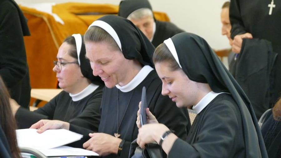 Polaznici Teologije posvećenog života