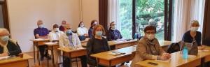 Polaznici studija za vrijeme predavanja - 02