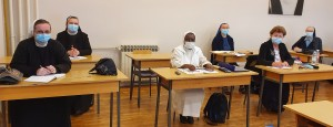 Polaznici studija za vrijeme predavanja - 01